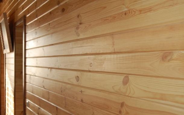 обшивання стін деревом своїми руками