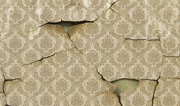 як швидко здерти зі стін старі вінілові шпалери
