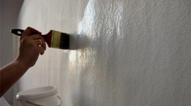 технологія грунтування стін помазком