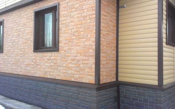 фасадні панелі Docke моделі STEIN