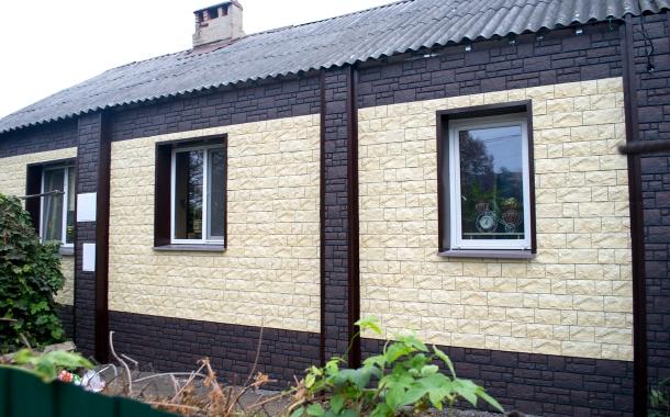 панелі для оздоблення фасадів Docke FELS