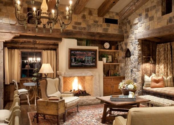 класичний італійський інтер'єр кімнати