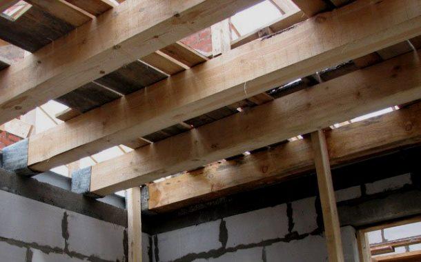 дерев'яне перекриття розрахунок