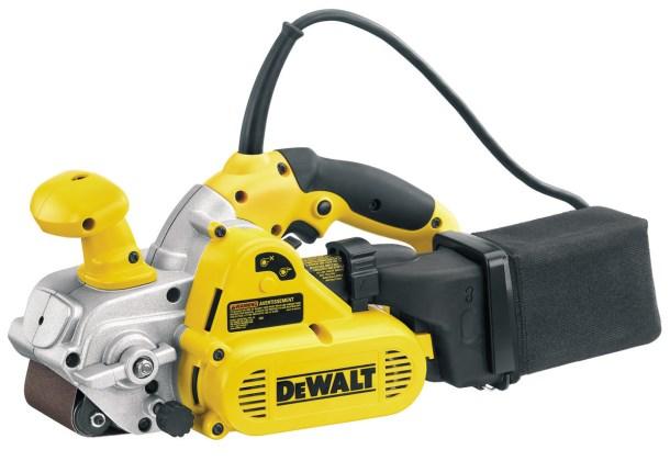 характеристики шліфувальної машини DeWalt DW433