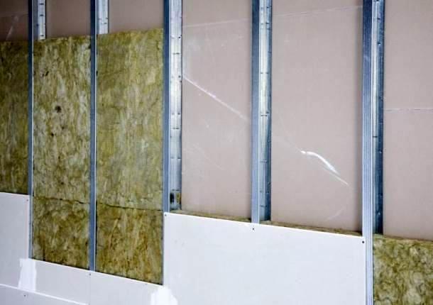 акустичний захист кімнати з мінеральної вати
