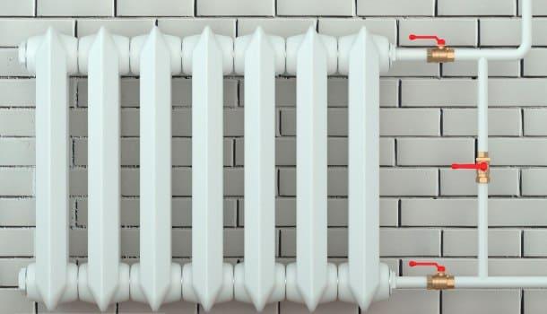 специфіка монтажу чавунних батарей опалення