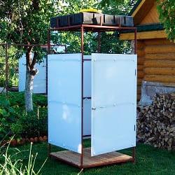 душова кабіна з полікарбонату